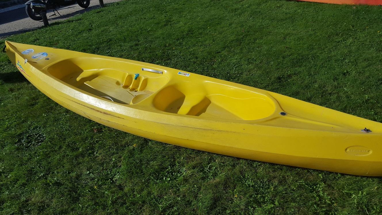 Photo de canoe